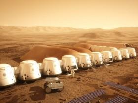 Марс,полет,Mars One,