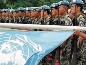 В Донбасс хотят пригласить миротворцев ООН