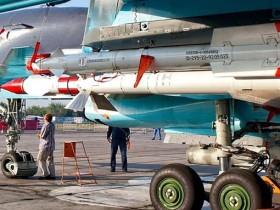 Российские боевые самолеты
