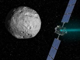 Церера,межпланетная станция,карлик,Ceres,Автоматическая межпланетная станция