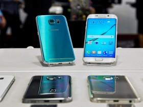 Galaxy S6: Samsung показал свои новые смартфоны