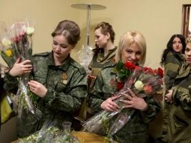 В Донецке выбрали Мисс ДНР среди женщин-бойцов (ФОТО, ВИДЕО)