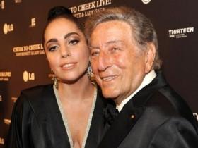Тони Беннетт и Леди Гага