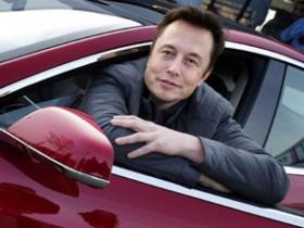 Маск, Маск Tesla Motors