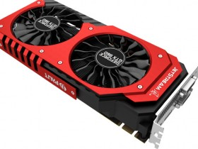 Palit,GeForce GTX 960 JetStream 4 ГБ