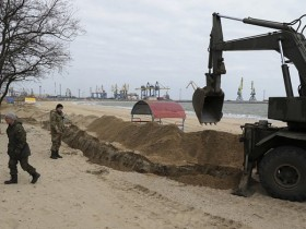 Азовское море ВСУ