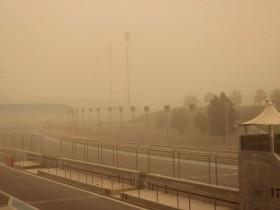 буря Abu Dhabi