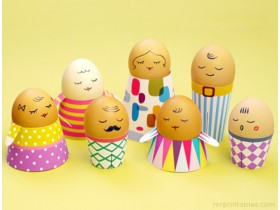 Яйца- поделки