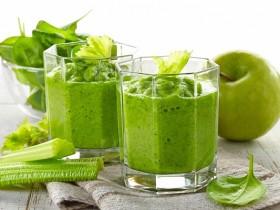 Зеленые коктейли