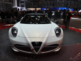 Двигатель Ferrari поставят в серийные Alfa Romeo