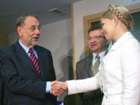 Тимошенко и Солана