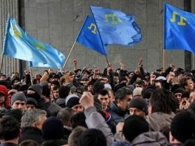 Меджлис,крымские татары