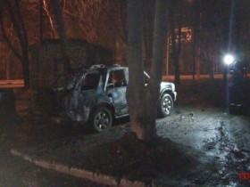 Ночной взрыв в Харькове (ФОТО, ВИДЕО)