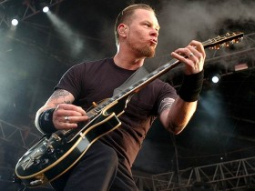 Фронтмен Metallica Джеймс Хэтфилд