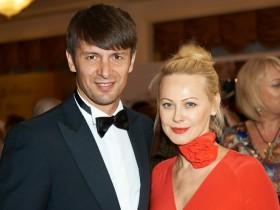 Александр Шовковский и украинский дизайнер Ольга Аленова