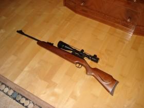 пневматическая,винтовка
