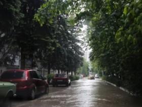 Симферополь,ливень