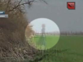 Попавший в объектив камеры призрак пугает туристов (ВИДЕО)