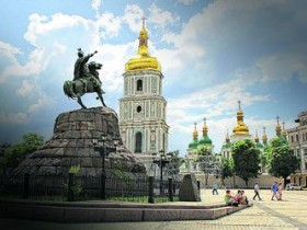 Как изменился Киев за один год (ФОТО)