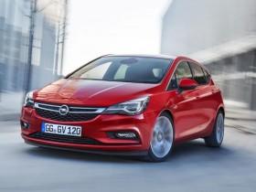 Opel Astra K 2015