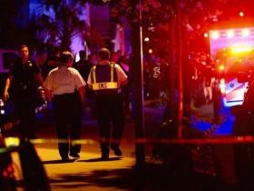 Стрельба в церкви в США: восемь человек погибли