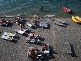 пляж,Крым