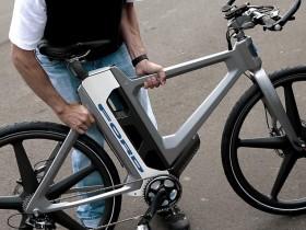 Электрический велосипед Ford MoDe:Flex