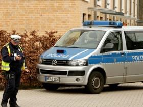 полиция германия фрг