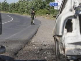 """В Мукачево """"Правый сектор"""" применил трофейное оружие (ВИДЕО)"""