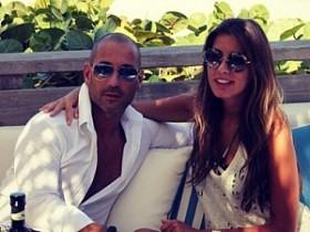 Кети Топурия с мужем