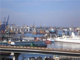 Одесский,порт