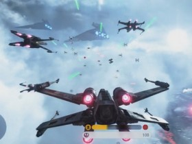 Star Wars: Battlefront Fighter Squadron