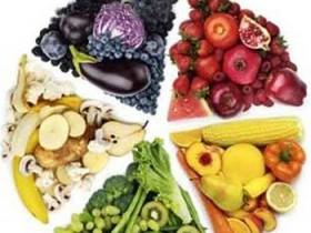 Диета на цветных продуктах