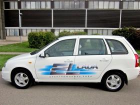 электромобили,Lada Ellada