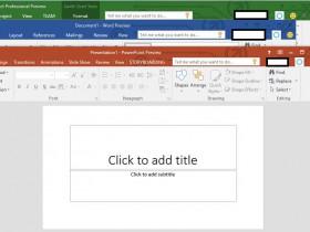 Microsoft Office 2016 for Windows