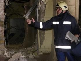 Взрыв в офисе Правого сектора в Киеве