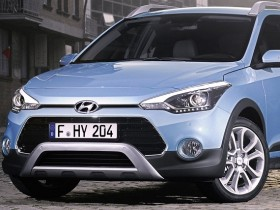 Hyundai i20 Active for Europe