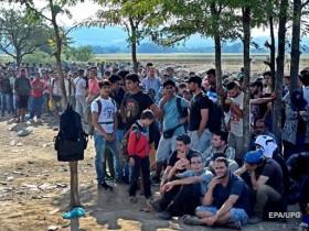 беженцы Македония