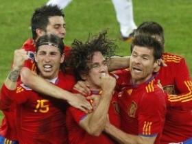 Испания,Пуйоль,рамос,
