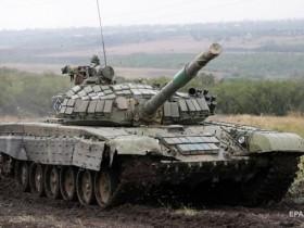 ДНР,танк,