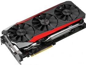 ASUS Radeon R9 Fury/390X/390 StriX