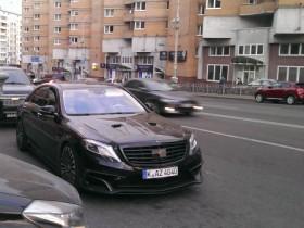 1000-сильный Mercedes