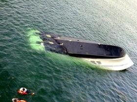 Крушение катера в Затоке. Нашли 12 тел погибших (ВИДЕО)