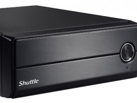 Shuttle XPC slim XH170V