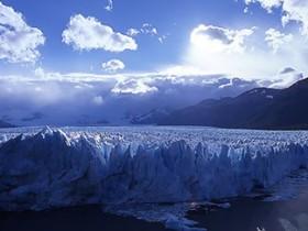 Гренландия,лед