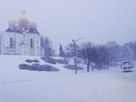 Чернигов,снег,зима,