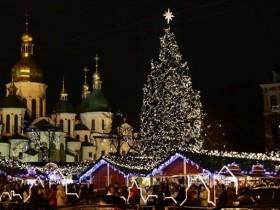 Киев,Рождество,