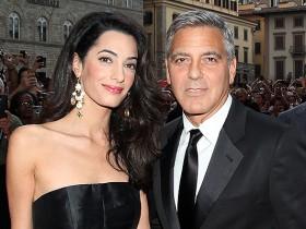 Джордж Клуни и Амаль Аламуддин