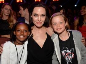 Дети Анджелины Джоли озвучили героев в «Кунг-фу Панде-3»