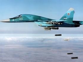 бомбежка.Сирия,СУ-25,Российская